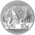 PANDA ARGENT 30 GRAMMES