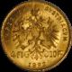 10 Francs / 4 Forint François Joseph 1892