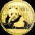 Panda 1/4 OZ