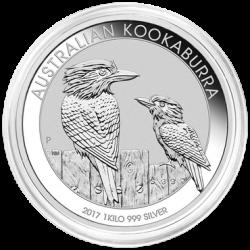 1 Kilo Argent Kookabura