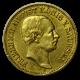 10 Mark 1907 E - Friedrich August III