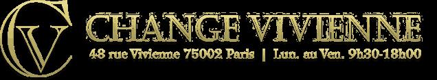 Logo, Adresse et Horaires ChangeVivienne