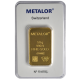 Lingotin 50 g Metalor