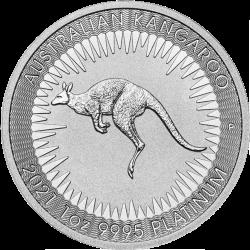 Kangourou 1 once Platine