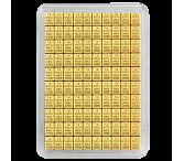 Lingotin 100 g Combibar
