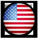 Drapeau Dollar États-Unis USD