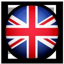 Drapeau Livre Sterling Royaume-Uni GBP