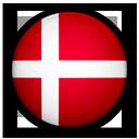Drapeau Couronne Danemark DKK