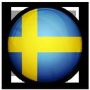 Drapeau Couronne Suède SEK